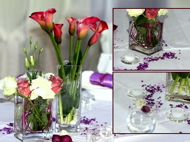 Tischdeko Hochzeit  Tischdeko.tips