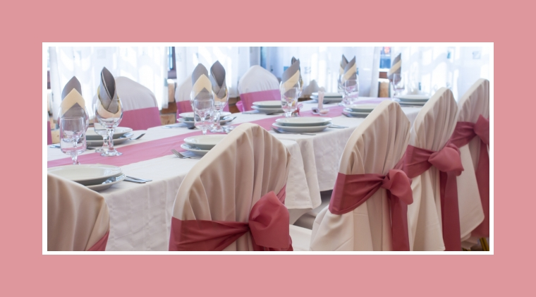 Tischdeko Altrosa Hochzeit Pictures to pin on Pinterest