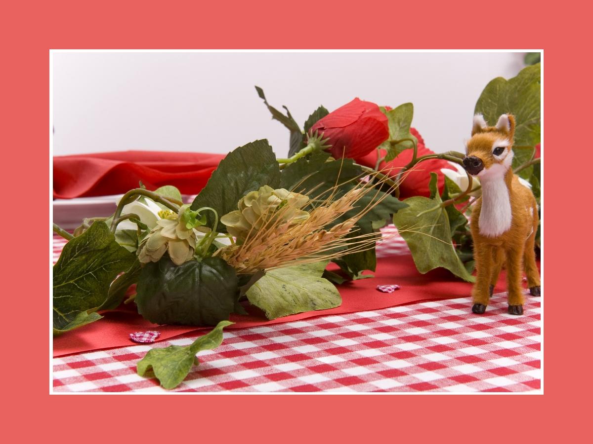 Blumendeko Geburtstag – Tischdekotips