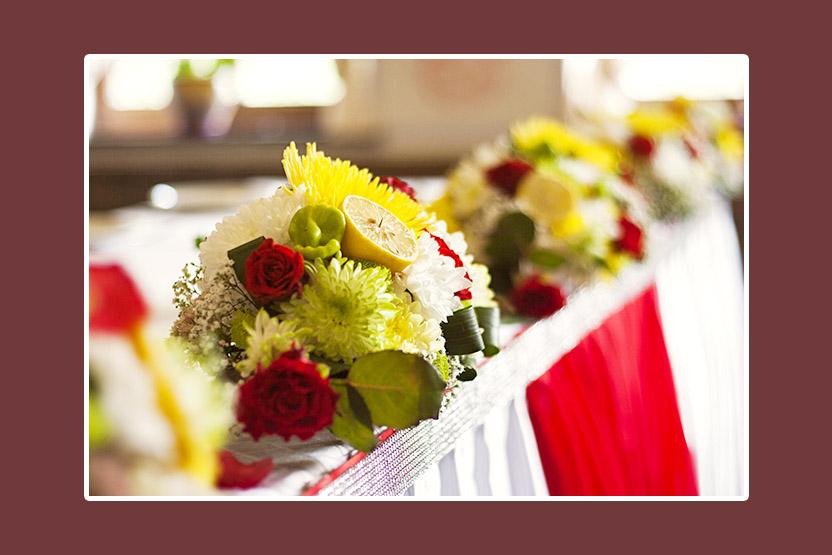 Blumenschmuck Hochzeit 3