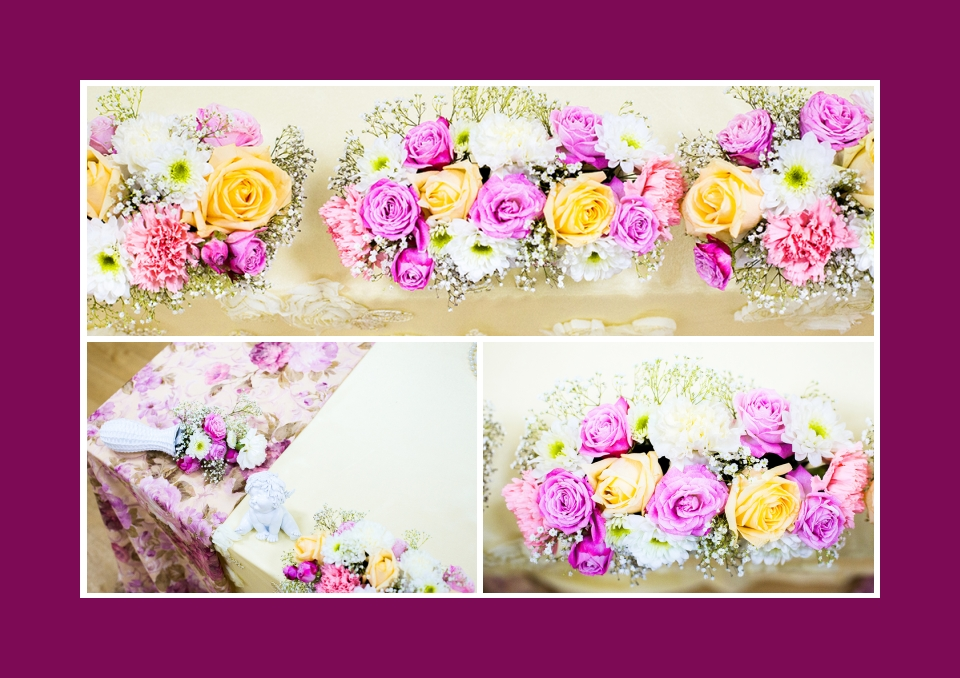 Blumengestecke Hochzeitsdekoration Geburtstag Taufe